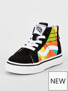 092aca7d6a82 Vans Sk8-Hi | Trainers | Child & baby | www.very.co.uk