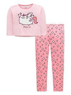 pusheen-unicorn-pyjamas