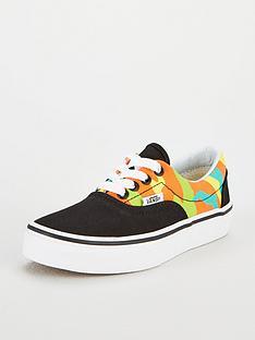 9c53615524 Vans Era Colour Pop Camo Junior Trainer