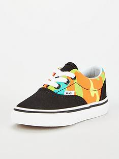 vans-era-colour-pop-camo-infant-trainers-yellowblack