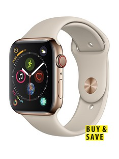 apple-watch-series-4-gps-cellular-44mm-gold-stainless-steel-case-with-stone-sport-band
