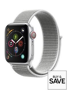 apple-watch-series-4-gps-cellular-40mm-silver-aluminium-case-with-seashell-sport-loop