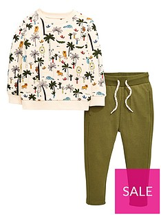 mini-v-by-very-jungle-print-sweatshirt-and-jogger-set-stone