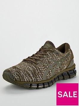 asics-gel-quantum-360-knit-trainers-olive