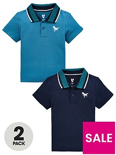 mini-v-by-very-2-pack-boys-contrast-collar-polo-shirts-blue