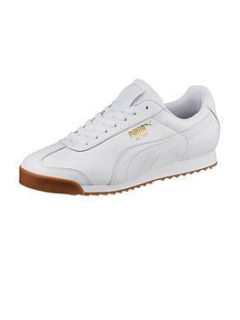 puma-roma-classic-gum-whitegum