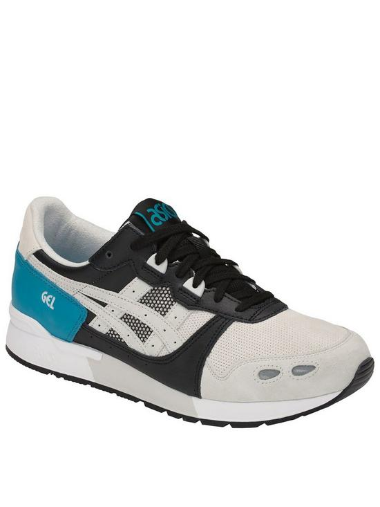 0211a0d51a03 Asics Gel-Lyte Trainers - Blue Grey