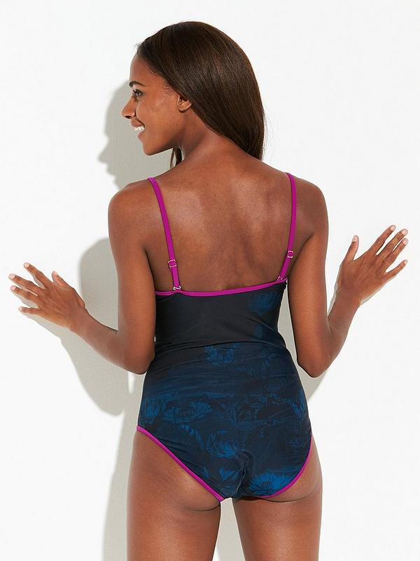7f2c879d880 Ted Baker Madilee Wonderland Swimsuit | very.co.uk