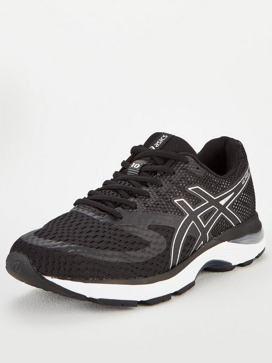 Asics Gel-Pulse 10 - Black  a347cc76f0