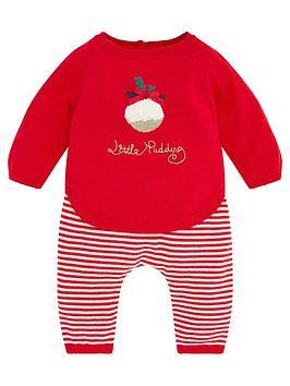 monsoon-newborn-baby-little-pudding-knit-set