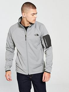 the-north-face-borod-full-zip-top-grey