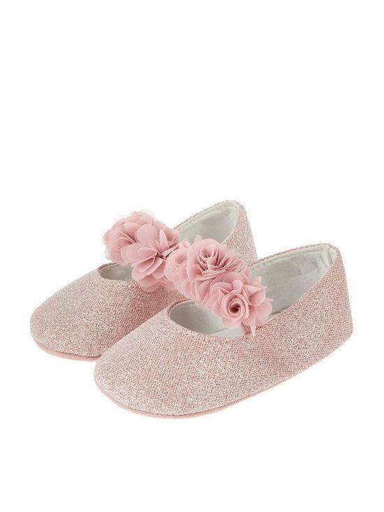 Girls' Shoes Generous Bebe Gorgeous Glitter Girls Thong Sandals Flip Flops New Size 11