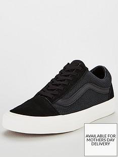 Vans UA Old Skool - Black White 65d21c2840a