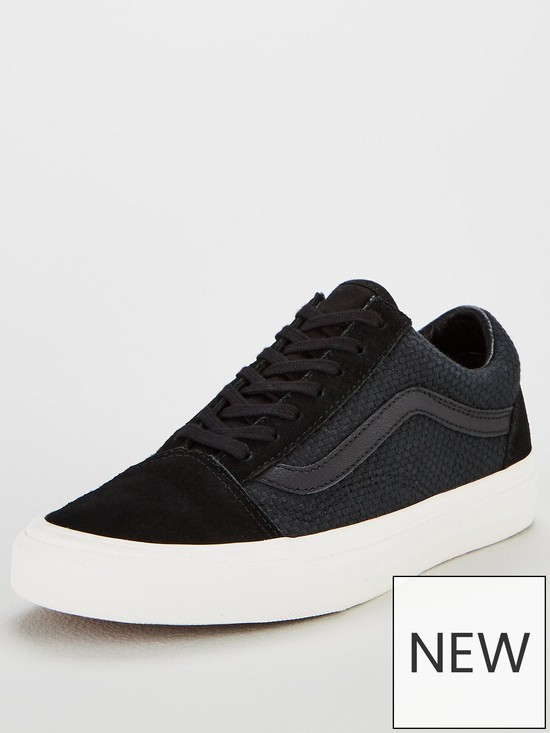 7d4cf83e94 Vans UA Old Skool - Black White