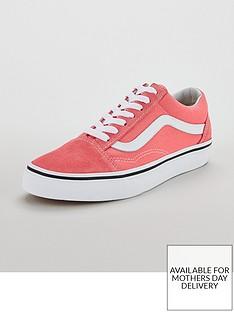 vans-ua-old-skoolnbsp--pinkwhite