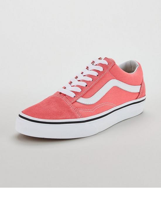 51d53c6148 Vans UA Old Skool - Pink White