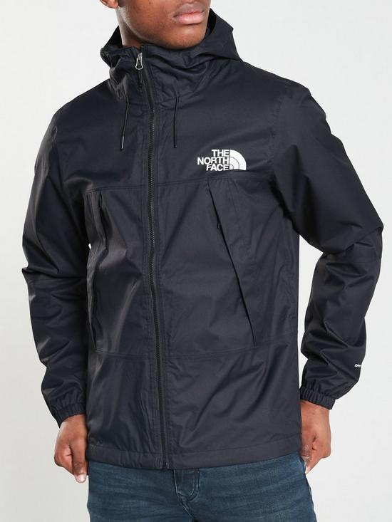 137298c81de1 THE NORTH FACE 1990 Mountain Q Jacket - Black