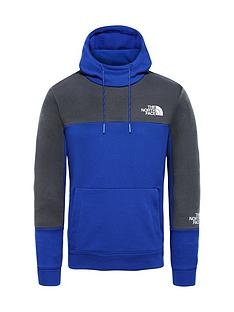 8d6c62259045 THE NORTH FACE Light Hoodie - Blue