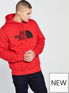 the-north-face-drew-peak-pullover-hoodienbsp--red