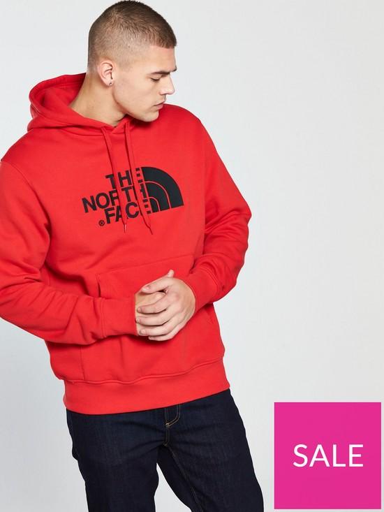 18d74ebb2 Drew Peak Pullover Hoodie - Red