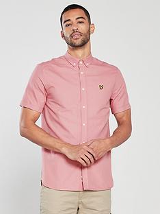 lyle-scott-ss-oxford-shirt