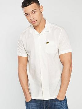 lyle-scott-resort-shirt-snow-white