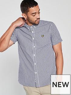 lyle-scott-ss-gingham-shirt