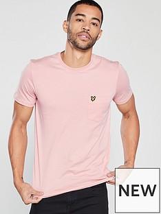 lyle-scott-plain-pocket-t-shirt