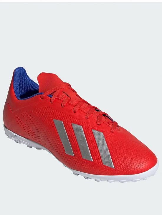 105e9b9c257463 adidas Adidas Mens X 18.4 Astro Turf Football Boot