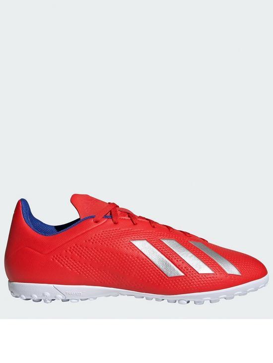 2cdb3b10b adidas Adidas Mens X 18.4 Astro Turf Football Boot