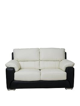 monti-real-leatherfaux-leather-2-seater-sofa