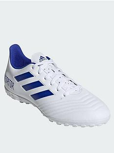 b7e1b48f1bb69 adidas Adidas Mens Predator 19.4 Astro Turf Football Boot