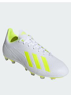 78942d7b5 adidas Adidas Mens X 18.4 Firm Ground Football Boot