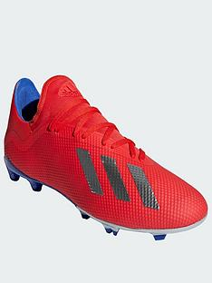 21edd2ba791 adidas Adidas Mens X 18.3 Firm Ground Football Boot