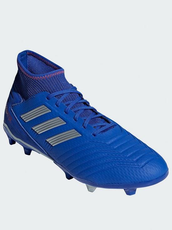 7dd75159fbac6c adidas Adidas Mens PREDATOR 19.3 Firm Ground Football Boot
