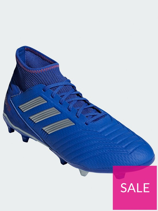 bf14233d7738 adidas Adidas Mens PREDATOR 19.3 Firm Ground Football Boot | very.co.uk