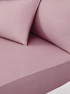 everyday-collection-non-iron-180-thread-count-28-cm-fitted-sheet