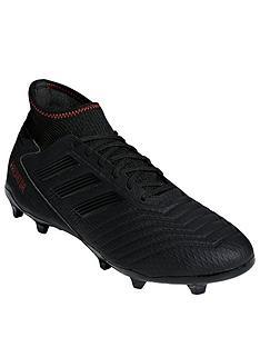 48ca82530a4a adidas Adidas Mens Predator 19.3 Firm Ground Football Boot