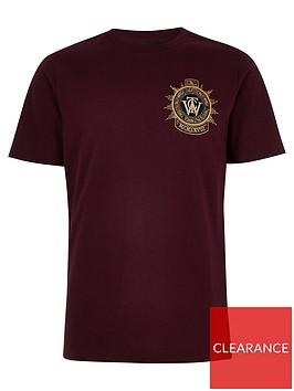 river-island-boys-embroidered-badge-t-shirt-burgundy