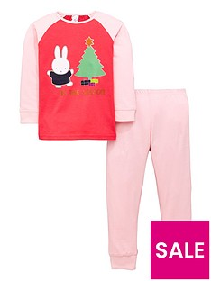 miffy-the-princess-girlsnbspchristmas-pyjamas-muilti-coloured
