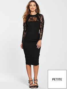 ax-paris-petite-lace-detail-back-bodycon-dress-blacknbsp