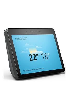 Amazon All-New Echo Show (2Nd Gen) With 10 Inch Full Hd Display – Black