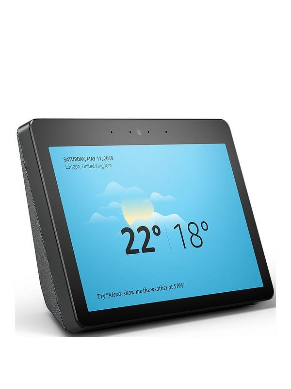 Amazon Echo Show 2nd Gen With 10 Inch Full Hd Display With Alexa