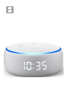 amazon-all-new-echo-dot-3rd-gen-smart-speaker-with-clock-and-alexa-sandstone