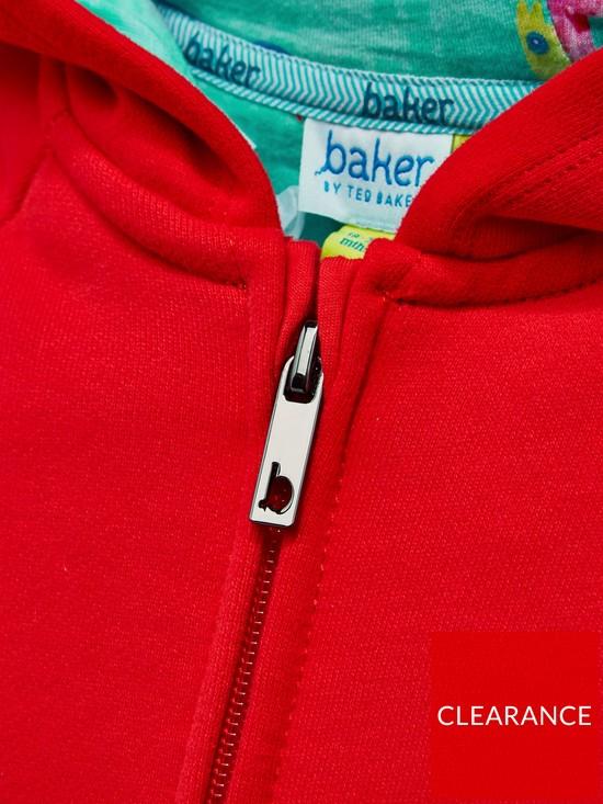 c4412c236e0d ... Ted Baker Baby Boys Back Baker Slogan Snuggle Suit. View larger