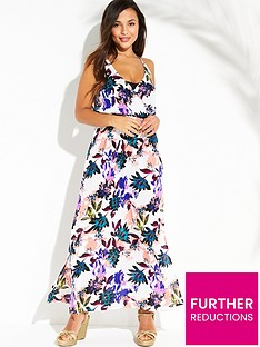v-by-very-maxi-cut-out-back-beach-dress
