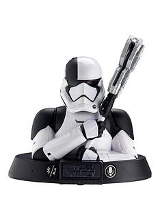 iHome Star Wars Episode 8 Stormtrooper Bluetooth Speaker