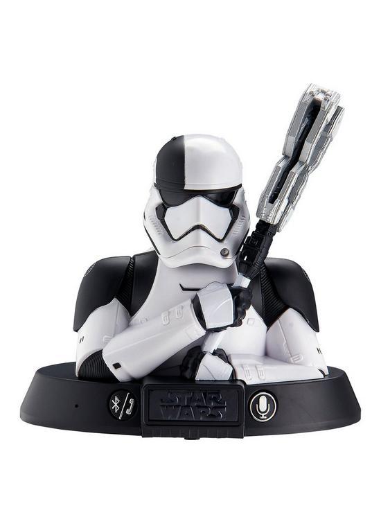 ad83c3cdad3 iHome Star Wars Episode 8 Stormtrooper Bluetooth Speaker | very.co.uk