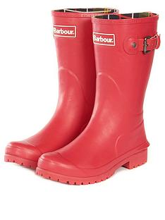 barbour-primrose-rubber-calf-wellington-boots-red