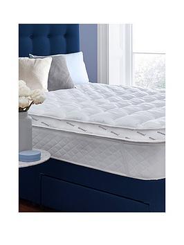 Silentnight Airmax Dual Layer Ultimate 600 Mattress Topper